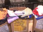 Grupo RCN e Daterra Imóveis arrecadam mais de 500 peças em campanha do agasalho