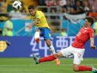 Brasil joga mal e estreia na copa com empate sofrido com a Suíça