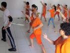 Práticas milenares orientais proporcionam mudanças de hábitos em detentas