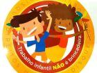 Secretaria realiza panfletagem sobre saúde do trabalhador e trabalho infantil