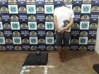 PM prende um dos envolvidos em assalto a casa de secretária municipal