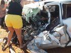 Morre segunda vítima de acidente entre ônibus e carro na BR-262