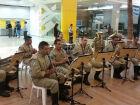 Inscrições abertas para voluntários músicos no Corpo de Bombeiros