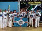 Capoeiristas de Três Lagoas se classificam para etapa nacional