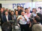 Com discurso anti corrupção, PDT oficializa candidatura de Odilon ao governo de MS