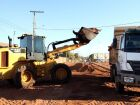 Ruas do Santa Rita começam a receber pavimentação asfáltica pelo 'Cidade em Obras'
