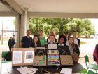 Estudantes criam maquete do Eniac