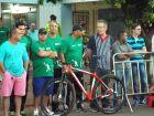 Uma bicicleta para Ronaldo Miziara