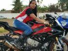 Acidente com moto deixa mulher em coma na Semana do Trânsito