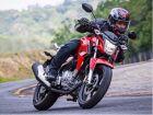 Honda Twister 2019 tem investimento em segurança, com freios relacionados