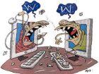 Redes sociais: A 'Guerra dos Narcisos' nas falsas discussões políticas