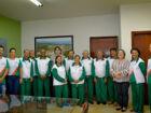 Idosos de Bataguassu participam dos Jogos da Melhor Idade em Jardim