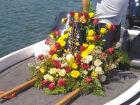 Devotos à Nossa Senhora Aparecida realizam 2ª procissão no rio Paraná, em Três Lagoas