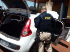 Motorista provoca acidente e entra no mato para não ser preso