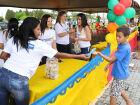 Dia das Crianças lota Praça de Eventos de Chapadão do Sul