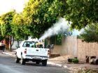 Fumacê percorre cinco bairros de Três Lagoas para combater o Aedes aegypti