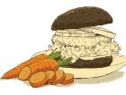 Aprenda a fazer um hambúrguer de carne caseiro – e mais magrinho