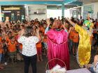 Escola Municipal João Luiz Pereira comemora o 'Dia das Crianças'