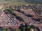 Cemitério Municipal de Sidrolândia começa a ser reformado