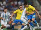 Brasil ganha nos acréscimos da Argentina por 1 a 0