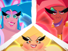 Série de animação sobre drag queens da Netflix ganha trailer