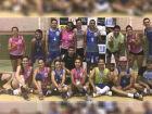 Equipes de vôlei de Aparecida do Taboado participaram da 'Copa Biocito'