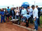 Depois de 26 anos, pista de atletismo volta a ser construída em Campo Grande