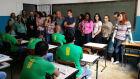 Pesquisadores ingleses visitam penitenciária de Campo Grande