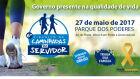 Com aulão de ritmos e prêmios, 7ª Caminhada do Servidor será sábado