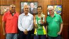 Servidor desbanca 1,2 mil candidatos e ocupa 1º lugar no pódio de maratona