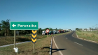 Empresário tenta subornar caminhoneiros em Paranaíba