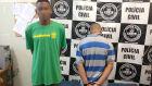 Polícia Civil prende dupla por sequestro relâmpago de secretária
