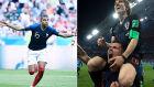França e Croácia decidem o campeão