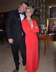 No último sábado a bela Monya Padovini Lopes celebrou seus 40 anos com uma linda festa no Hotel OT. Na ocasião, convidados e familiares desfrutaram de um belíssimo jantar.