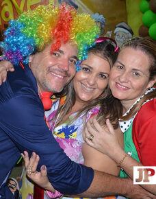 O último sábado foi de festa para Luciano Ferreira, que comemorou com amigos e familiares mais um ano de vida.
