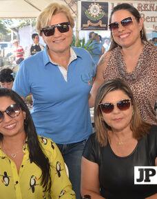 Realizado no último domingo, 26 o festival contou com grande público que puderam de deliciar e apreciar um concurso de churrasco.