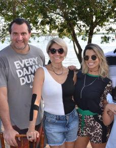 No último sábado, 06 de outubro o médico Dr. Rodrigo Lopes recebeu amigos e familiares em uma festa muita animada que marcou a comemoração de seus 42 anos, muito bem vividos.