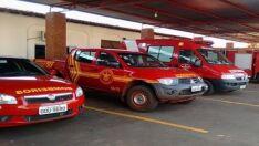Marinha do Brasil ministra curso para bombeiros de Paranaíba e região