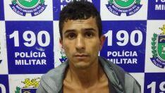 Bandido rouba farmácia, tenta roubar celular de policial e é baleado