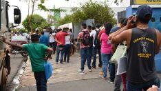 Mais de dois mil trabalhadores dão entrada ao seguro-desemprego