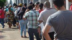 Mais de 160 mil trabalhadores já sacaram o FGTS