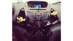 No seu carro