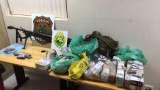 Oito suspeitos já foram presos após assalto no Paraguai