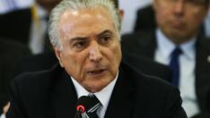 OAB protocola pedido de impeachment de Temer