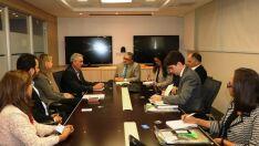 Em Brasília, prefeito busca financiamento para obras de drenagem