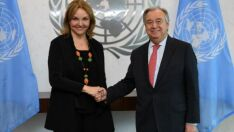 ONU nomeia americana Josette Sheeran como enviada especial
