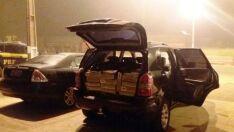PRF flagra veículo com 823 kg de maconha em hotel e 4 pessoas são presas