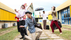 Grupo de teatro abre inscrições gratuitas para crianças e adolescentes
