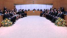 Tribunal de Justiça empossa novos juízes substitutos de MS