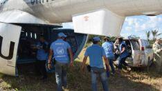 Observadores da ONU concluem remoção de armas das Farc na Colômbia
